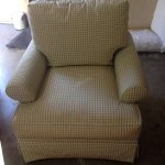upholstered chair, Bay Area upholstery, serving Contra Costa County