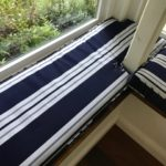 window bench cushion